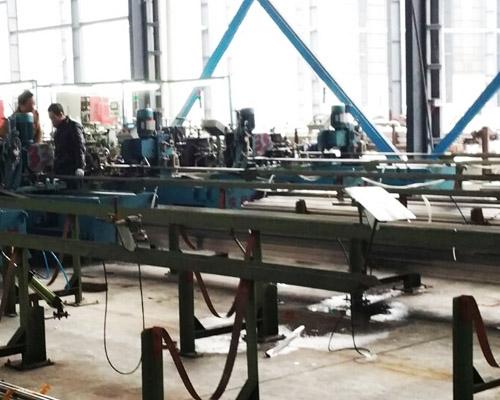 不锈钢管生产设备