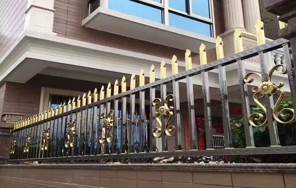欧式不锈钢护栏