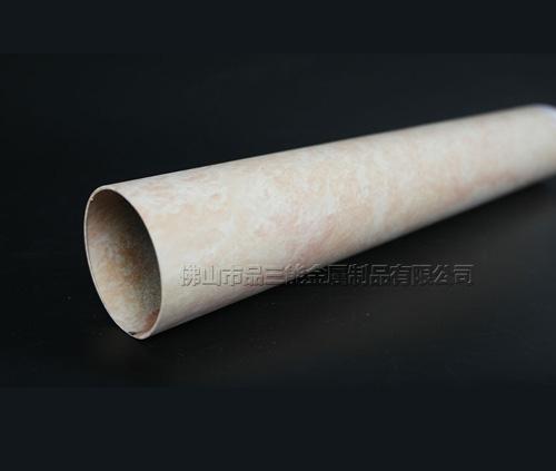 石纹不锈钢圆管