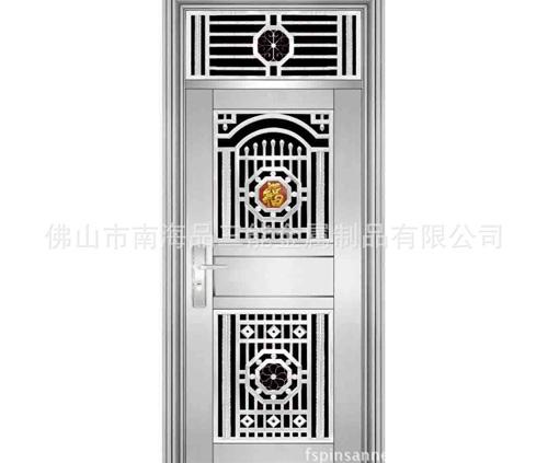 不锈钢大门装饰