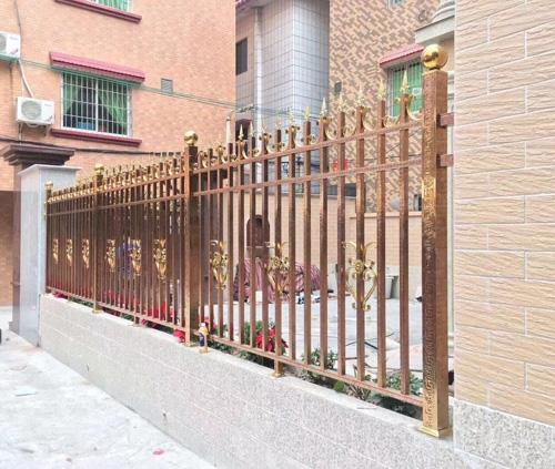 欧式不锈钢管栏杆