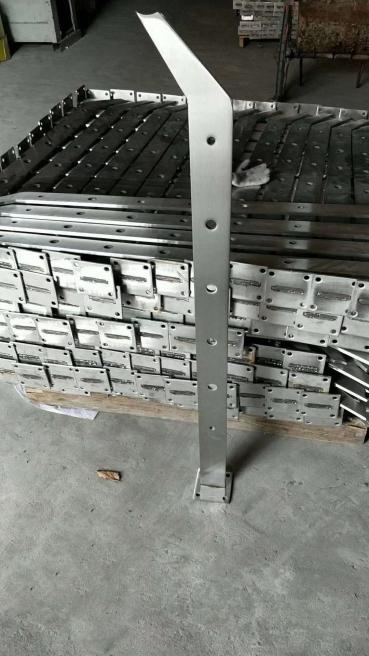 304不锈钢栏杆柱子