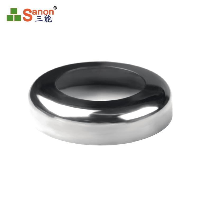 不锈钢管圆弧一层盖子