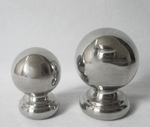 不锈钢连体球