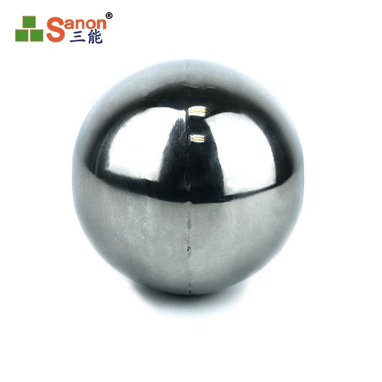 空心球圆球不锈钢1.2mm加厚不锈钢圆球镜面装饰球金属球